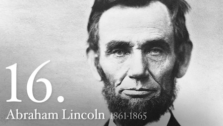 A motivational incident from life of Abraham Lincoln