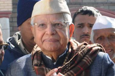 ND Tiwari Admitted to Intensive Care Unit