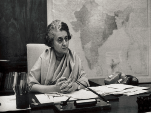 19th November 2017: 100 years of Indira Gandhi. She was the mother of every Indian supremo