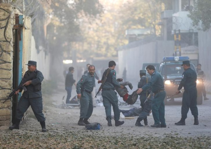 Brave Afghan Policeman Hugs Suicide Bomber, Explosion Kills Him But Saves Others