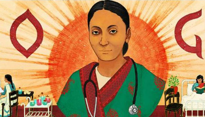 Google doodles 'A Hindu Lady': Who is Rukhmabai Raut