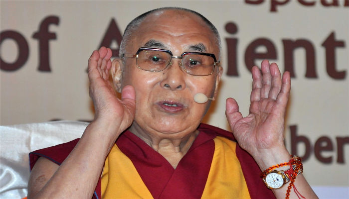 Tibet wants development, not independence from China: Dalai Lama.