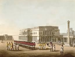 24th August 1608: The First Representative of the East India Company Lands in Surat.
