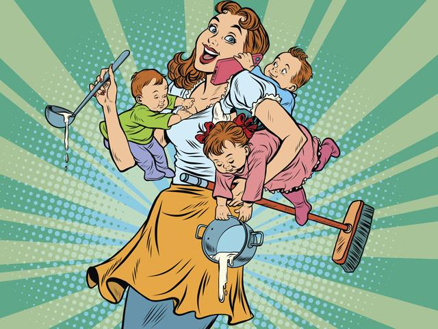 How much salary should a homemaker get?