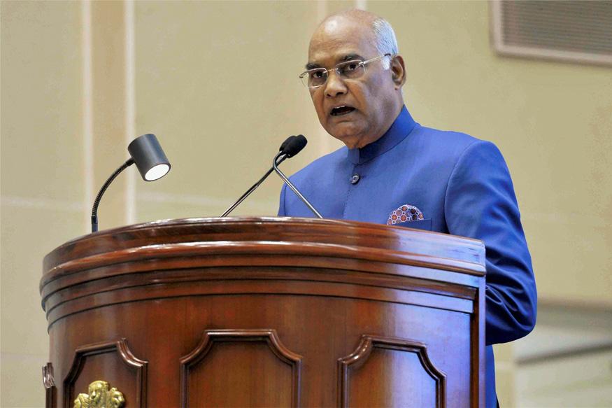 President Kovind Says