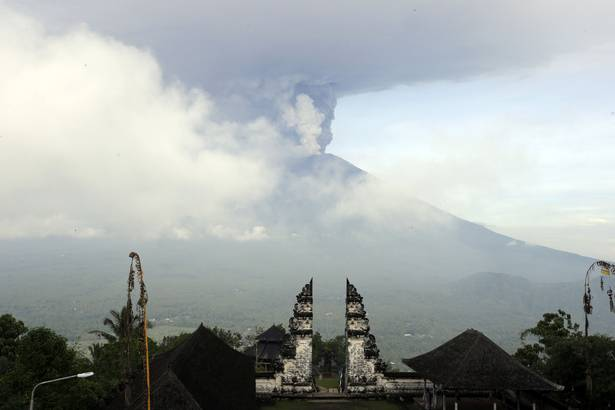 Bali volcano: Airport closed for second day; Swaraj tells Indians not to worry