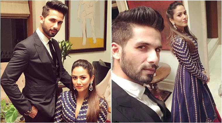 Mira Rajput shares a royal picture with Shahid Kapoor
