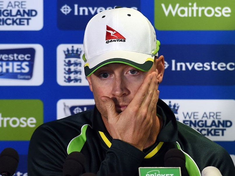 Michael Clarke Says He Should Have Retired After Phillip Hughes
