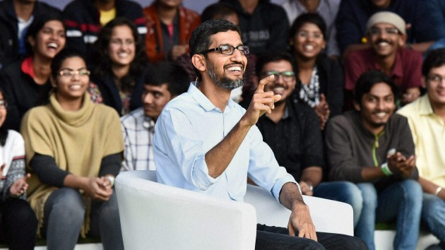 Sundar Pichai makes strong case for Google