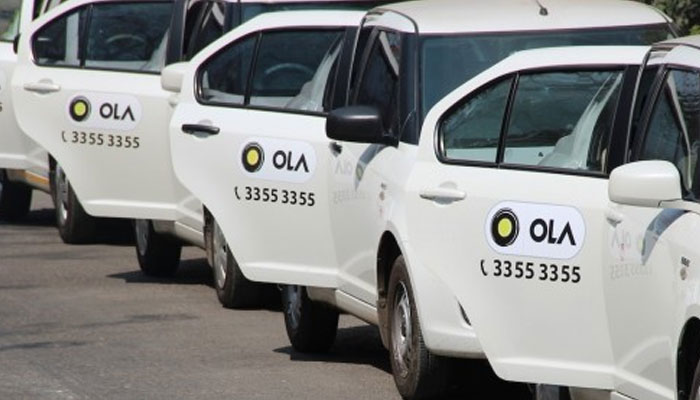 Ola driver locks Bengaluru woman in cab, molests her