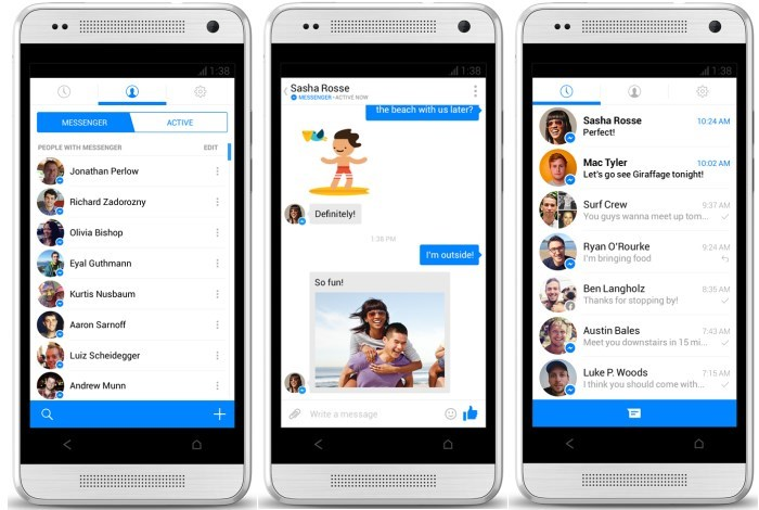 Facebook launches parent-controlled Messenger app for kids under 13