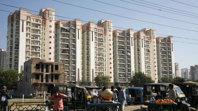 India Invokes Rarely-Used Measure to Gain Control of Realty Firm