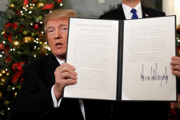 Why Donald Trump is right on Jerusalem