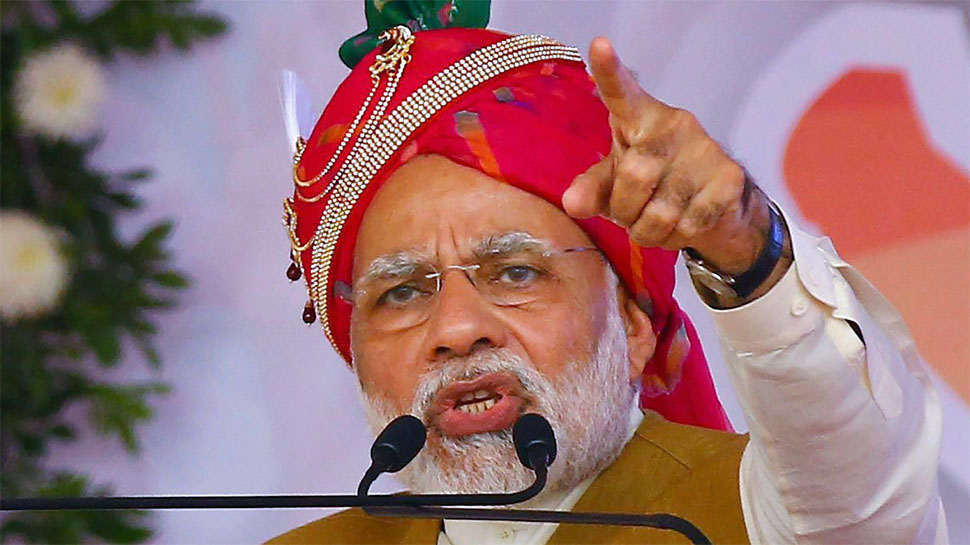 Bhasmasur, mad dog, Gangu Teli: PM Narendra Modi lists all the barbs Congress has thrown at him.