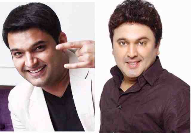 Kapil Sharma and Ali Asgar