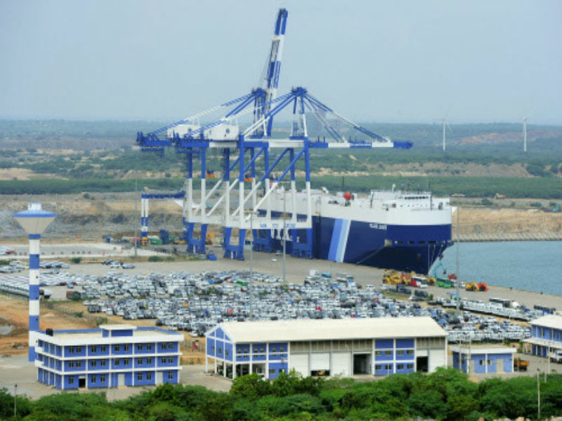 Sri Lanka formally hands over Hambantota port to China