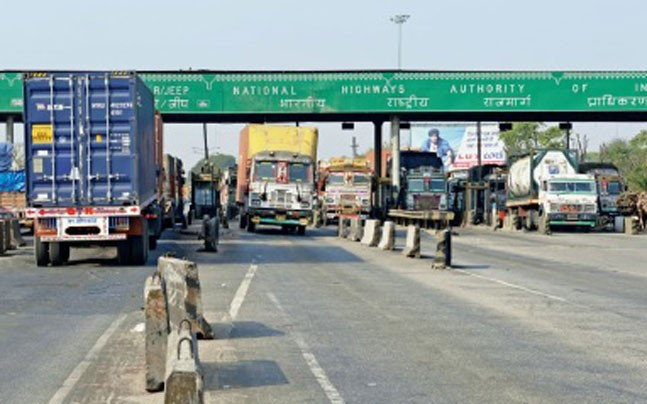 Salute the soldiers, government orders toll plaza staff in the country