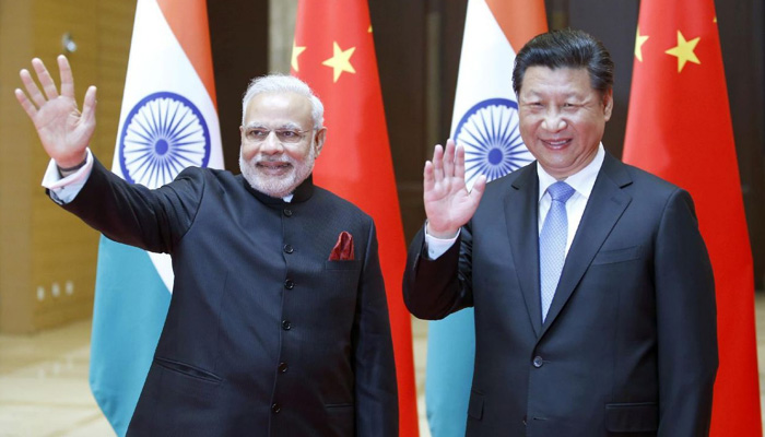 India 'open to suggestion' on China's OBOR if concerns are addressed.