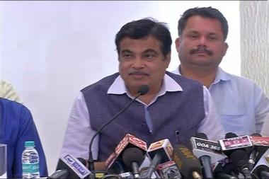 Will Use Steel Pipes for Irrigation in Place of Canals: Nitin Gadkari