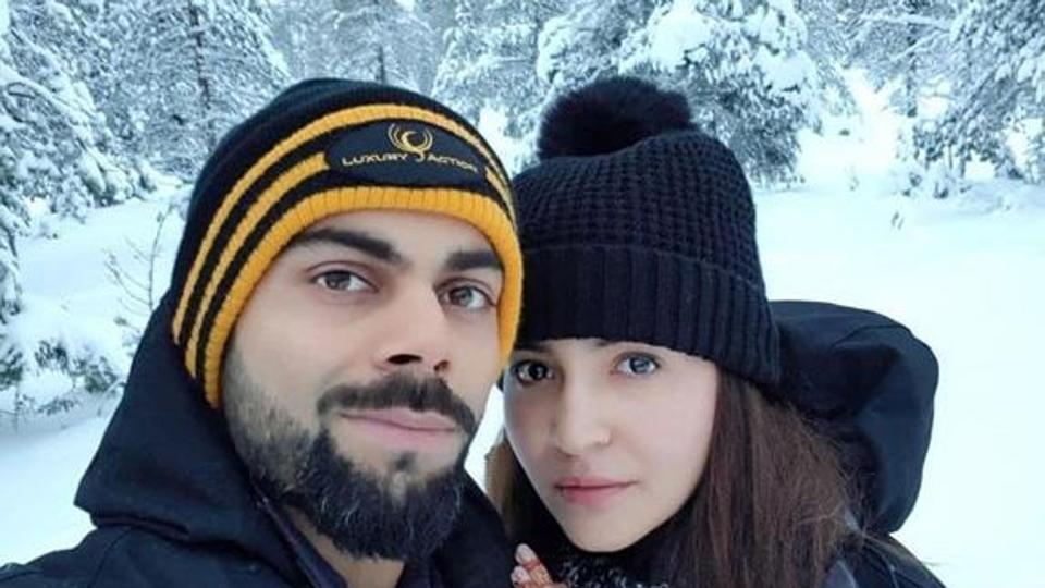 Anushka Sharma, Virat Kohli honeymoon pic is heavenly. See it here