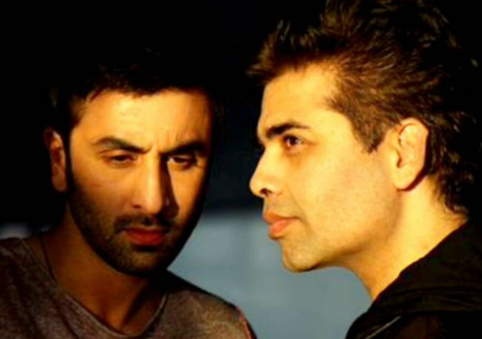 Karan Johar severely rebuked Ranbir Kapoor for secretly checking messages on his phone