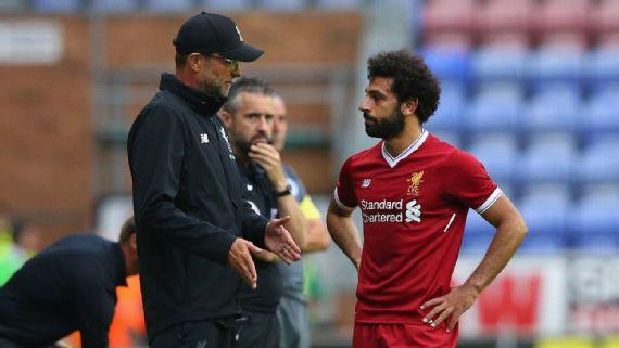 Jurgen Klopp: Liverpool