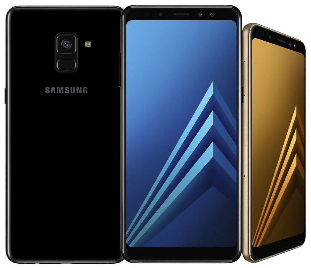 Samsung Galaxy A8, Galaxy A8+ 2018 with 18:9 Infinity Display launched: Specs, features