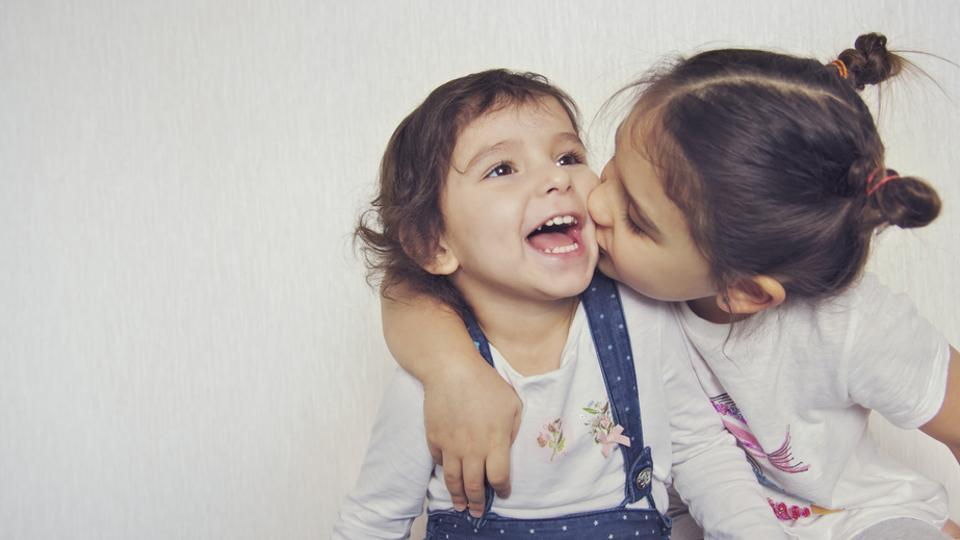 Do you have a sister? Having a sibling can make you a happier and kinder person