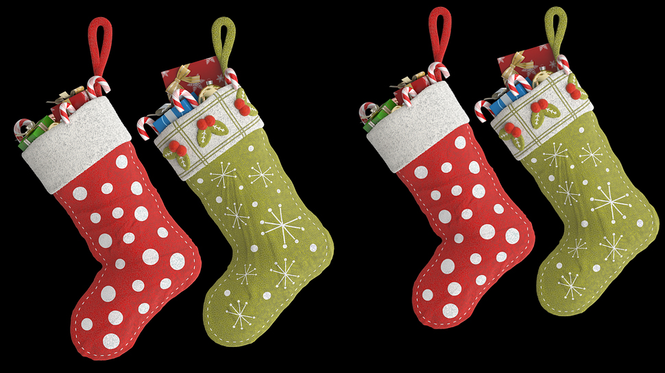 Wondering why people hang stockings on Christmas? Here