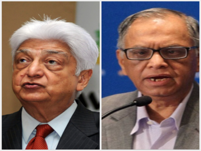 Azim Premji rejected me for a job, and I am thankful to him for that: Narayana Murthy
