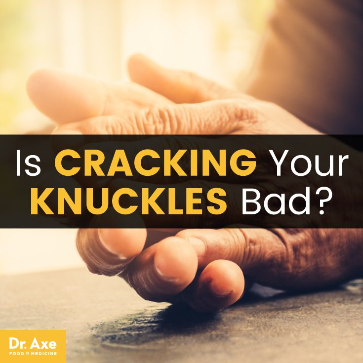 Love Cracking Your Knuckles But Worried About The Risks? Here's What Science Has To Say