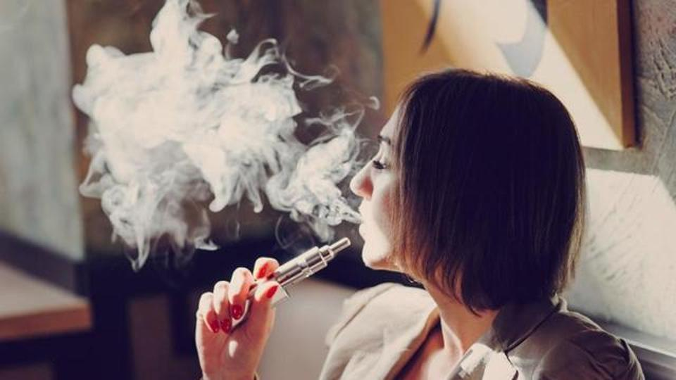 More reasons to quit smoking. E-cigarettes are less injurious to health