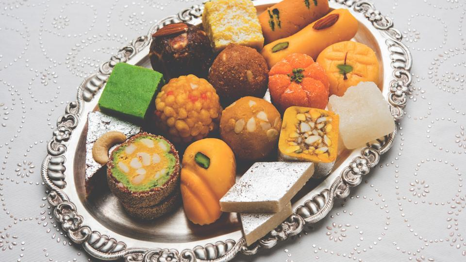 Get ready to taste over 1000 desserts from India at the World Sweet Festival in Hyderabad