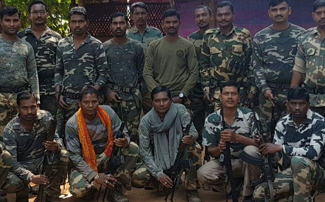 Courageous commandos: Fighting Maoists, mosquitoes and other dangers