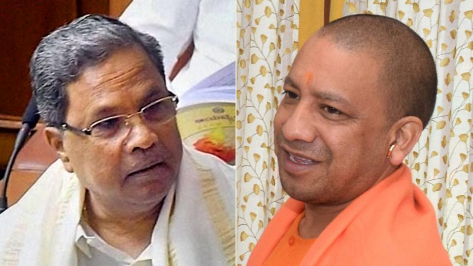 'I will eat beef if I want to', Siddaramaiah-Yogi Adityanath's war of words continues