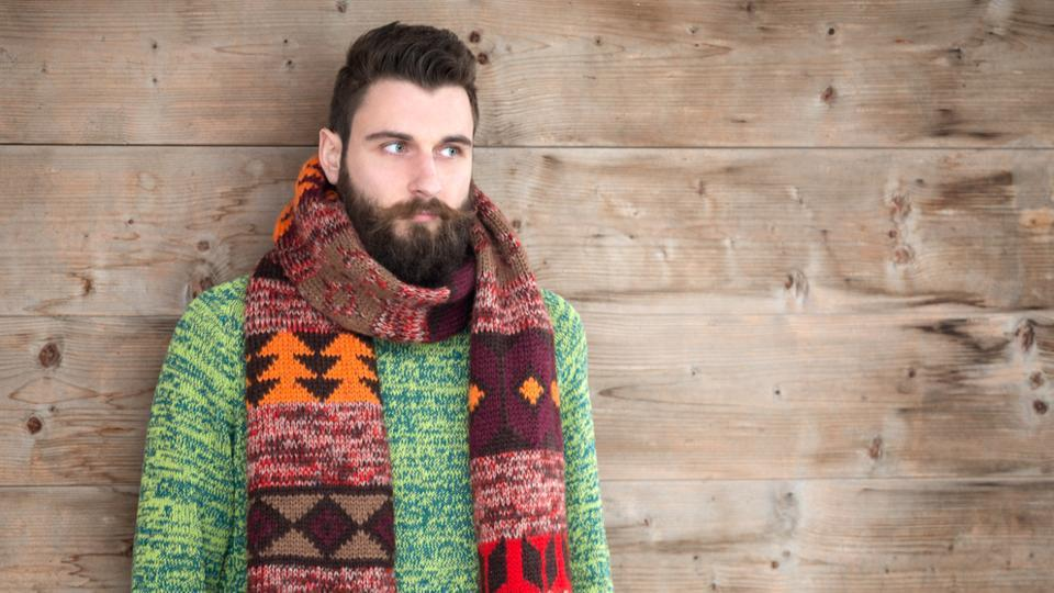 Dear men, here's how to stay warm and look smart this winter