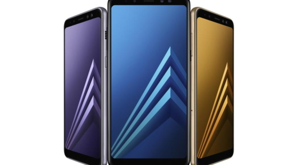 Galaxy A8+ 2018: Samsung's first phone with dual-front camera launched in India