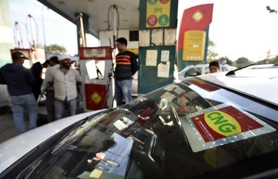 Uttar Pradesh reduces VAT on CNG from 21 to 5 percent
