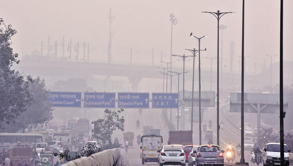 Delhi's pollution hotspots: Vehicles and factories suffocate Shahdara