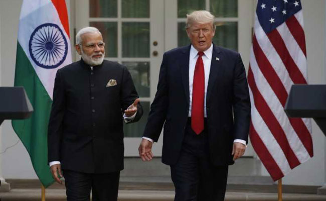Working With Countries Like India A Good Thing, Says Donald Trump