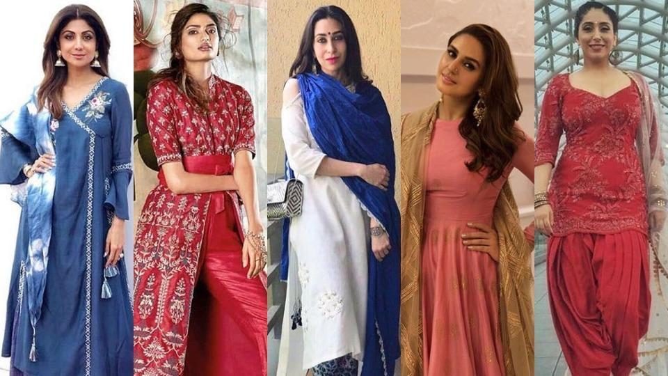 Lohri and Makar Sankranti style: Here's how to pull off an ethnic look