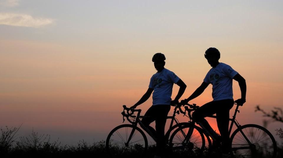 Dear men, cycle without fear. It won't affect your sexual health, say experts