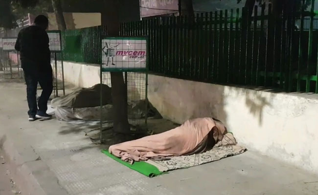 "Homeless In UP Denied Night Shelters Without Aadhaar, ""What Do We Do?"" They Ask"