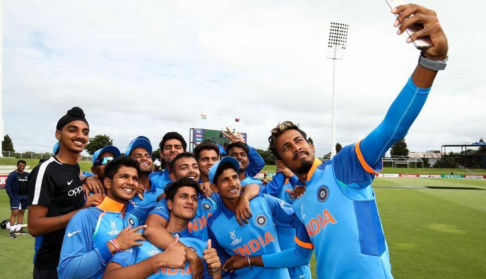 ICCU-19 Cricket World Cup: Prithvi Shaw's India beat Papua New Guinea, enter quarters
