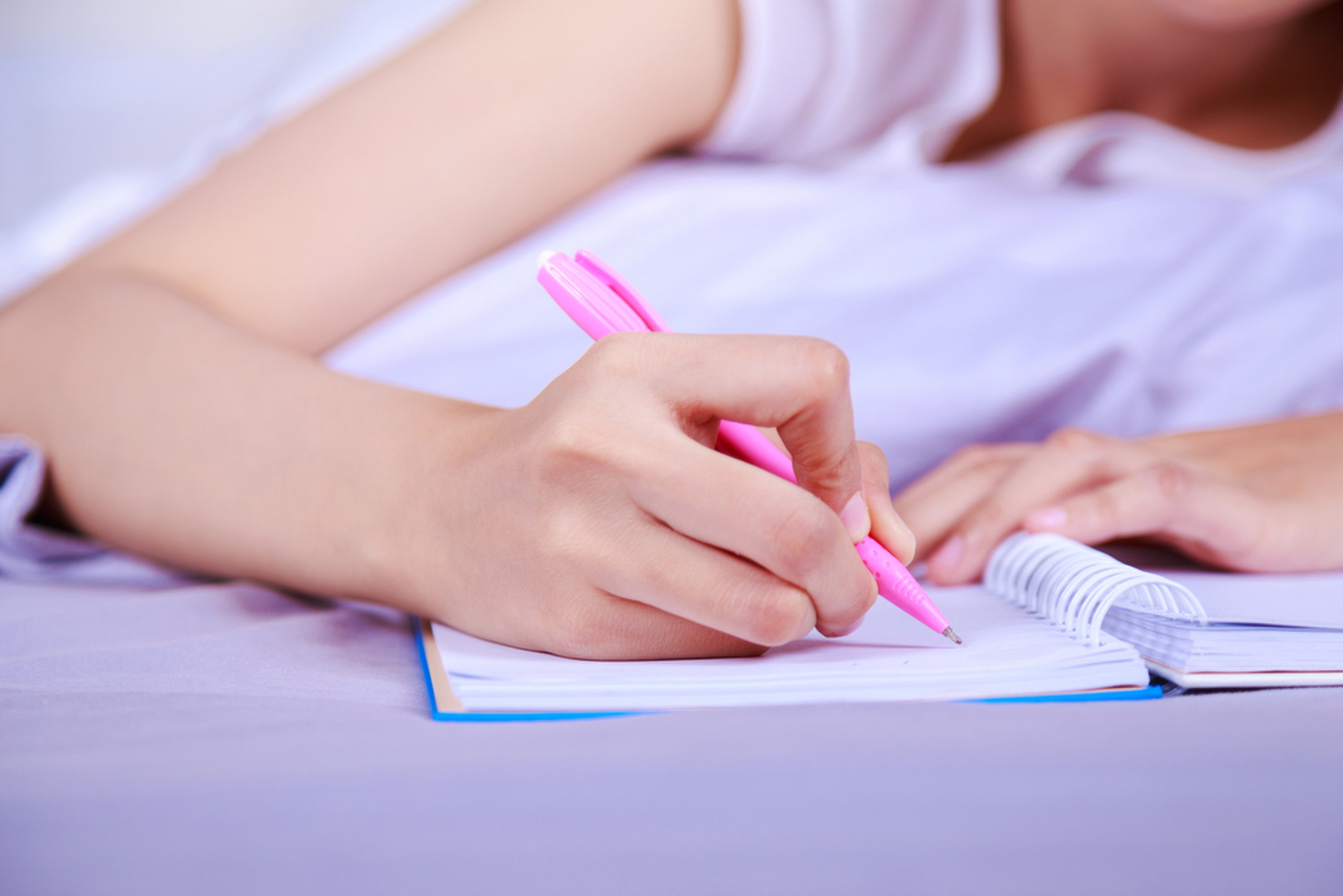 Writing a To-Do List Before Bed Could Help You Sleep