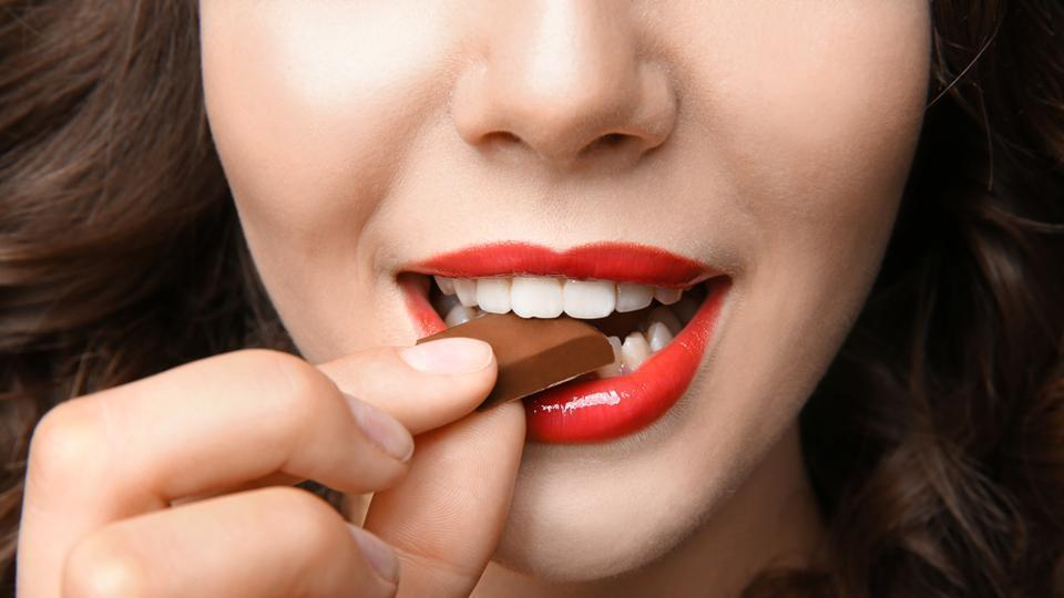 Ladies, hormones are not the only reason you crave chocolate during your periods