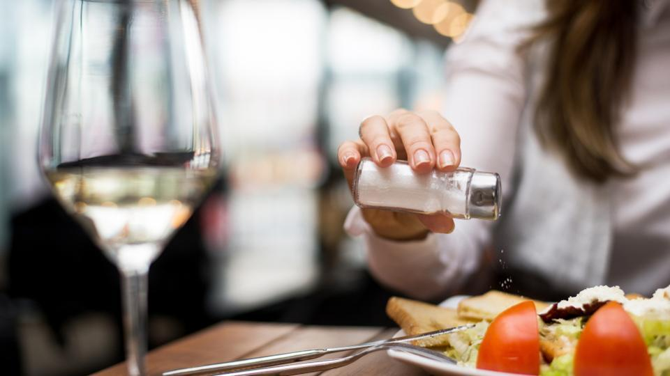 Love adding extra salt to your food? You may be putting yourself at risk of dementia