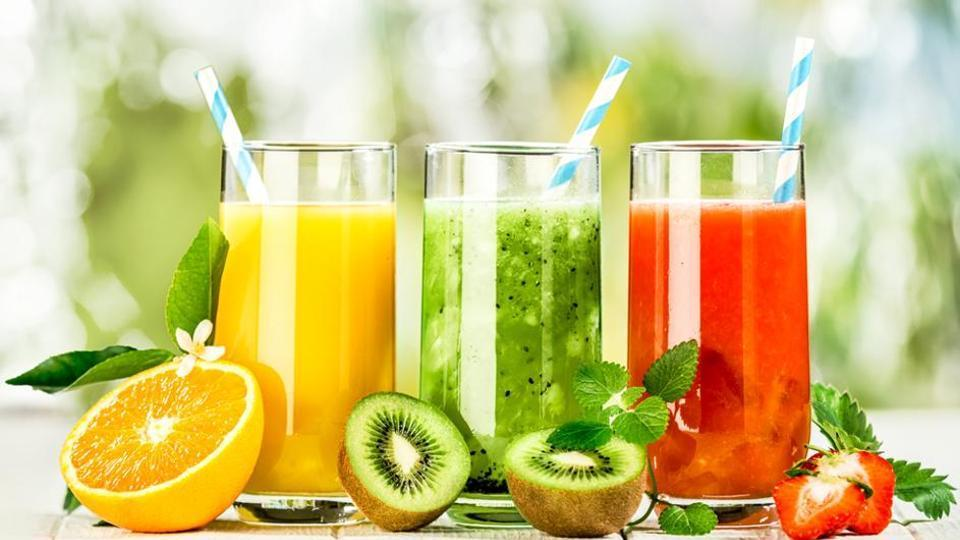Worried about diabetes? Drinking 100% fruit juice will not affect your blood sugar levels