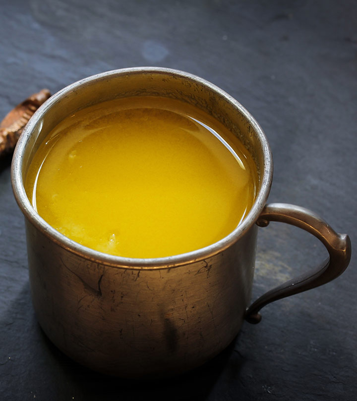 Did You Know That Ghee Is An Amazing Skin Care Ingredient? Ayurveda Says So!