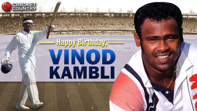 Vinod Kambli: 16 facts about one of biggest wastes of talent in cricket history